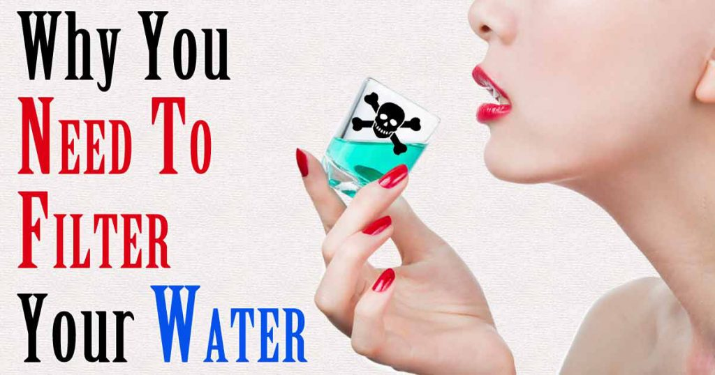 what is filtered water