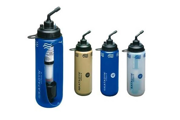 best filtered water bottles