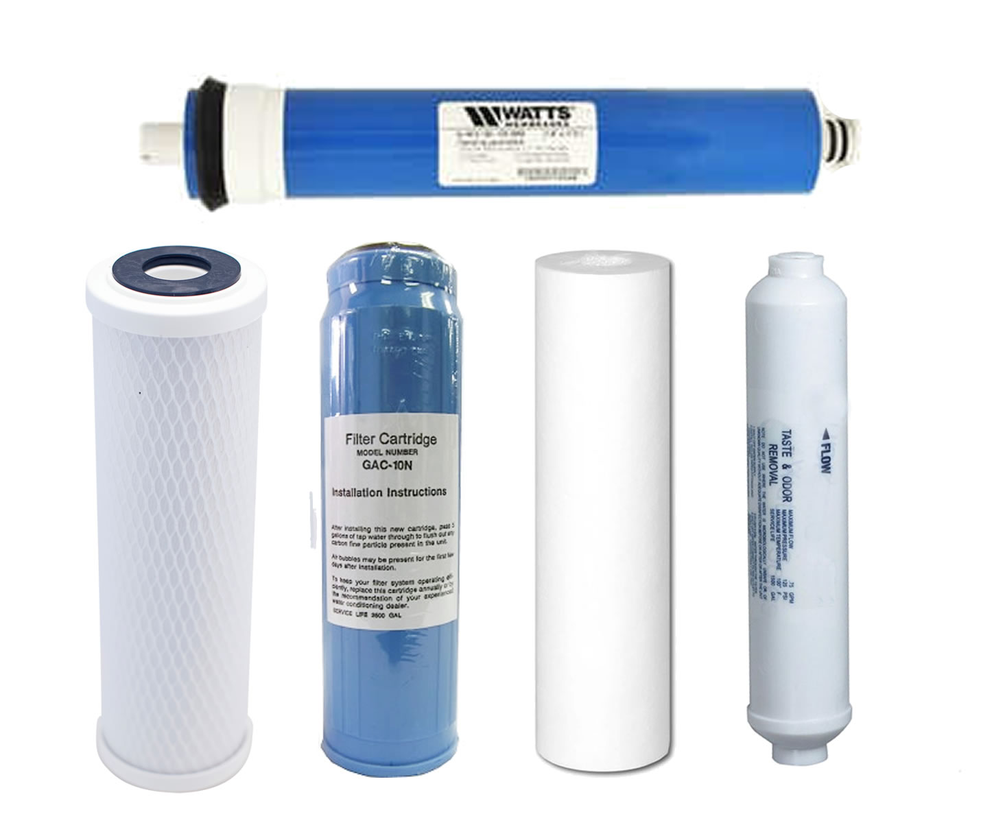Replacement Water Filter Cartridges Portable Water