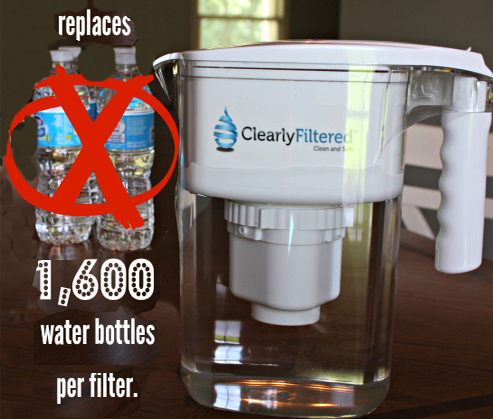 pitcher water filter